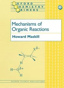 Picture of Mechanisms of Organic Reactions