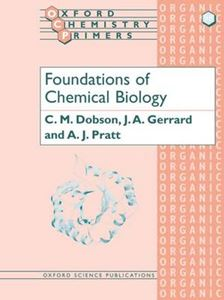 Picture of Foundations of Chemical Biology