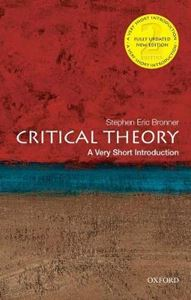 Picture of Critical Theory: A Very Short Introduction 2ed