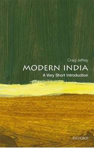 Picture of Modern India: A Very Short Introduction