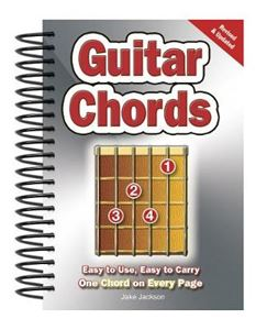 Picture of Guitar Chords: Easy-to-Use, Easy-to-Carry, One Chord on Every Page