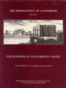Picture of Excavations at Canterbury Castle