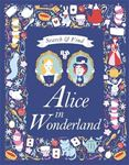 Picture of Search and Find Alice in Wonderland: A Lewis Carroll search and find story book