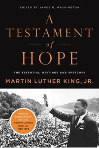 Picture of Testament of Hope: Essential Writings of Martin Luther King