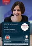 Picture of ACCA F5 Performance Management: Study Text