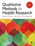Picture of Qualitative Methods for Health Research 4ed