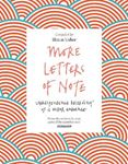 Picture of More Letters of Note: Correspondence Deserving of a Wider Audience