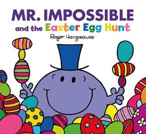 Picture of Mr Impossible and the Easter Egg Hunt (Large format)