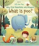 Picture of Lift-The-Flap Very First Questions & Answers: What is Poo?