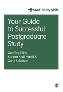 Picture of Your Guide to Successful Postgraduate Study