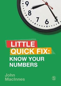 Picture of Know Your Numbers: Little Quick Fix