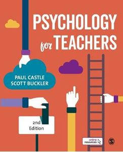Picture of Psychology for Teachers