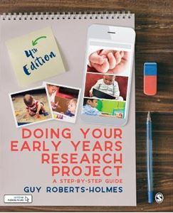 Picture of Doing Your Early Years Research Project: A Step by Step Guide