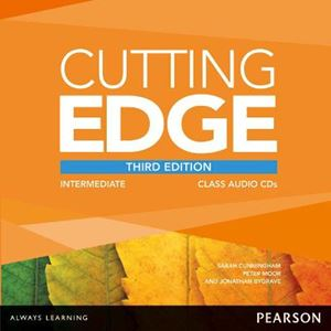 Picture of Cutting Edge 3rd Edition Intermediate Class CD