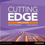 Picture of Cutting Edge 3rd Edition Upper Intermediate Class CD