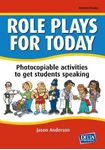 Picture of Role Plays for Today: Photocopiable activities to get students speaking. Book with photocopiable activites