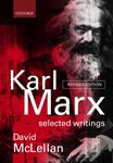 Picture of Karl Marx: Selected Writings