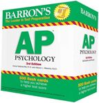 Picture of Barron's AP Psychology Flash Cards 3ed