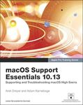 Picture of macOS Support Essentials 10.13 - Apple Pro Training Series: Supporting and Troubleshooting macOS High Sierra