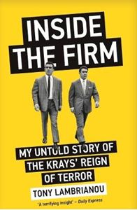 Picture of Inside The Firm - The Untold Story Of The Krays' Reign Of Terror