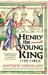 Picture of Henry the Young King, 1155-1183