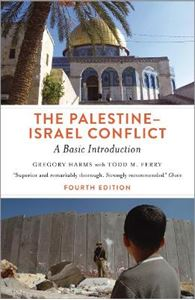 Picture of Palestine-Israel Conflict - Fourth Edition: A Basic Introduction