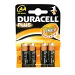 Picture of AA Duracell Batteries 4 Pack