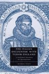 Picture of Italian Encounter with Tudor England: A Cultural Politics of Translation