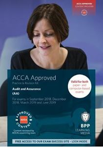 Picture of ACCA F8 Audit and Assurance (International): Practice and Revision Kit