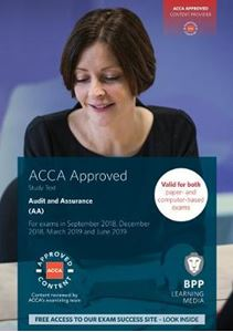 Picture of ACCA F8 Audit and Assurance (International): Study Text Paperback