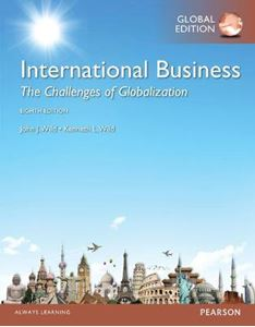 Picture of International Business: The Challenges of Globalization, Global Edition 8ed