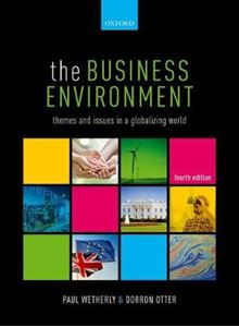 Picture of Business Environment: Themes and Issues in a Globalizing World 4ed
