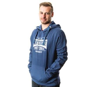 Picture of Unisex Fairtrade Core Hoody Yale Blue XS