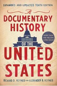 Picture of Documentary History Of The United States (revised And Updated)