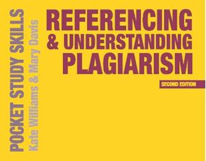 Picture of Referencing and Understanding Plagiarism 2ed