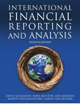 Picture of International Financial Reporting and Analysis 7ed