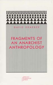 Picture of Fragments of an Anarchist Anthropology
