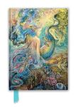 Picture of Josephine Wall: Mer Fairy (Foiled Journal)