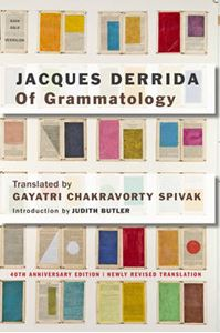 Picture of Of Grammatology