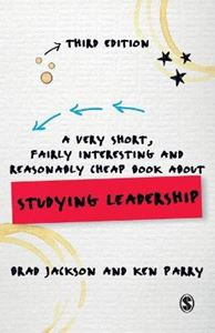 Picture of Very Short, Fairly Interesting and Reasonably Cheap Book about Studying Leadership