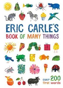 Picture of Eric Carle's Book of Many Things