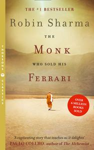 Picture of Monk Who Sold his Ferrari