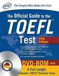 Picture of Official Guide to the TOEFL Test with DVD-ROM 5ed