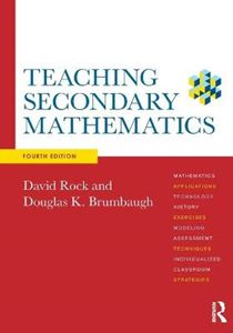 Picture of Teaching Secondary Mathematics