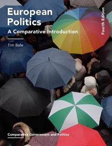 Picture of European Politics: A Comparative Introduction 4ed