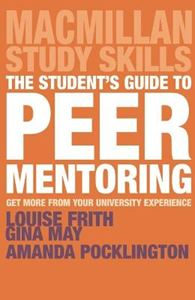 Picture of Student's Guide to Peer Mentoring: Get More From Your University Experience