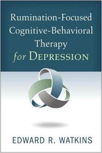 Picture of Rumination-Focused Cognitive-Behavioral Therapy for Depression