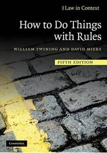 Picture of How to Do Things with Rules 5ed