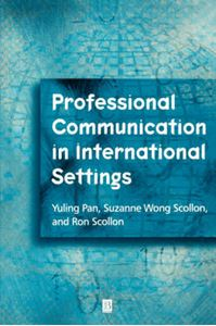 Picture of Professional Communication in International Settings