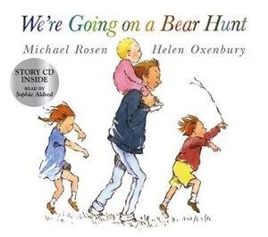 Picture of We're Going on a Bear Hunt (with CD)
